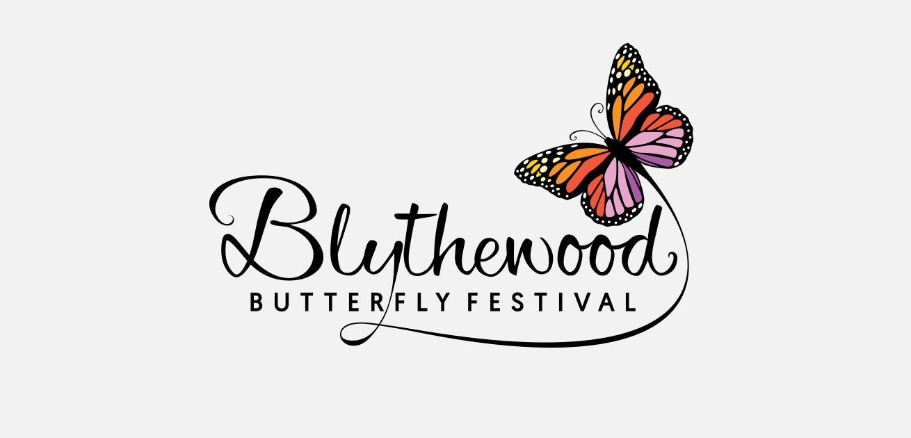 Custom festival logo design featured